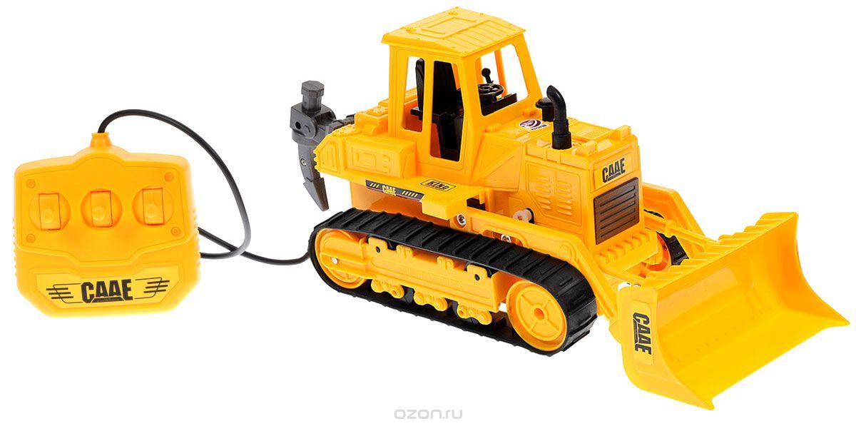 Доработка китайского игрушечного трактора King Force 300