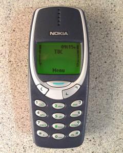 Не убиваемая Nokia 3310