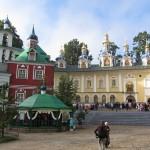Путешествие в Псков #2: Псково-Печерский монастырь