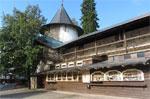 Тюремная башня Псково-Печерский монастырь