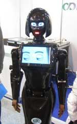 Какие они роботы? Посмотрим на выставке Robotics Expo+видео