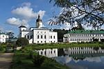 Собор Трех Святых Спасо-Елеазаровский женский монастырь