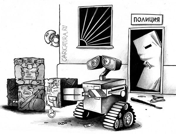 Не далек тот день, когда роботы повсеместно будут копаться в мусоре