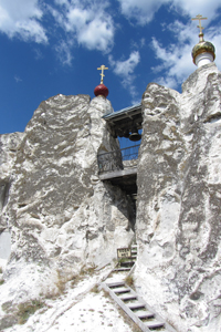 Пещерные храмы Придонья. часть 1