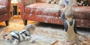 Инструкция по чистке мебели (сухая чистка)