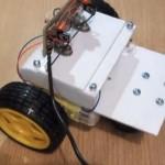 Как сделать простого робота без Ардуино и STM32