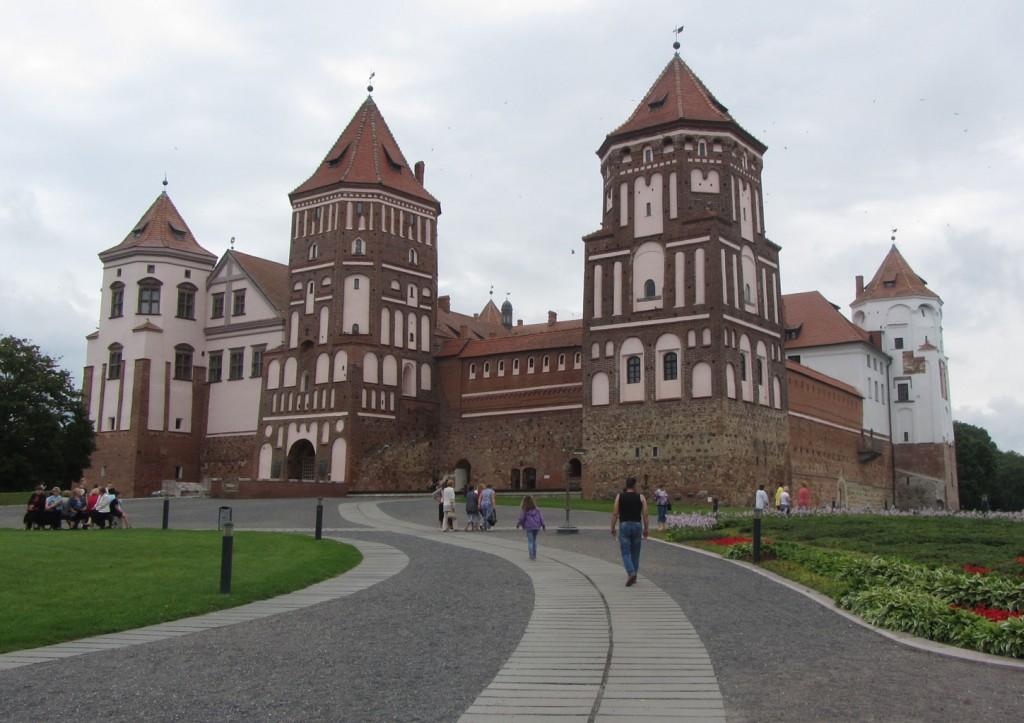 Путешествие в Белоруссию летом 2018