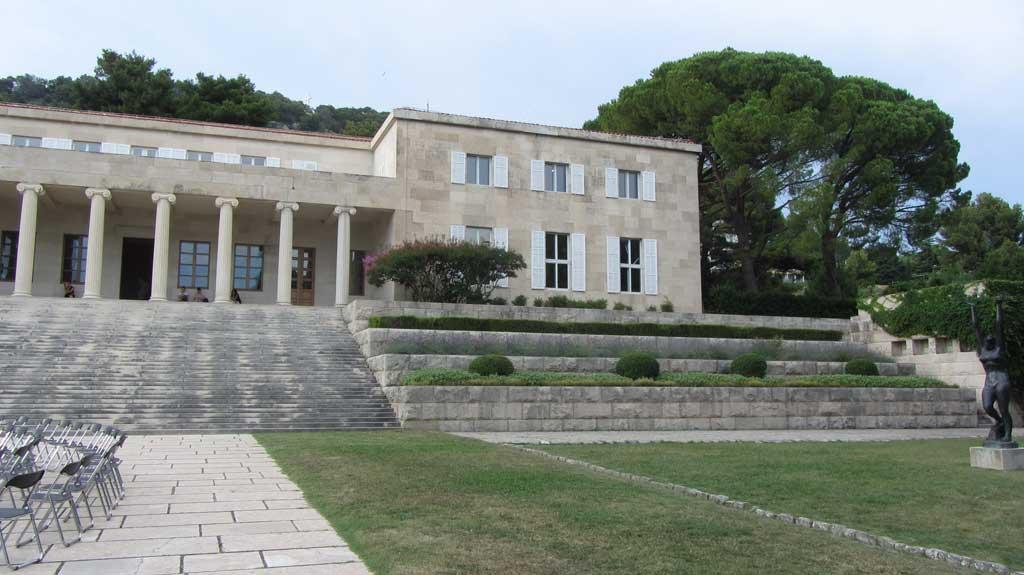 Хорватия: галерея Ивана Мештровича