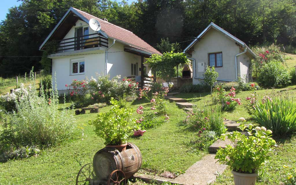Хорватия: отдых в горах
